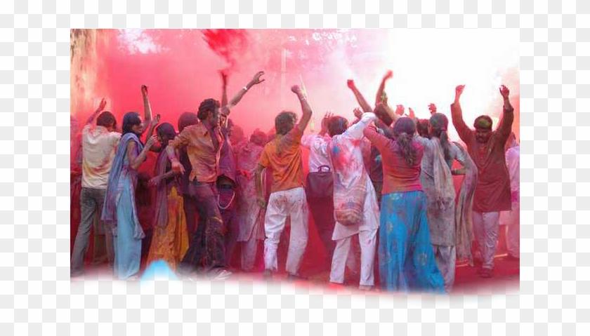 Holi Editing Color Png - Holi Festival Clipart #213857