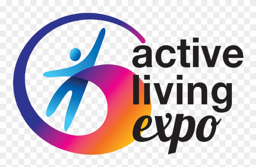 Active Living Expo - Graphic Design Clipart