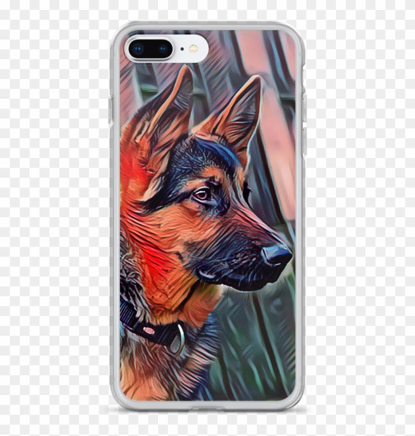 German Shepherd Iphone Case - German Shepherd Dog Clipart #217946