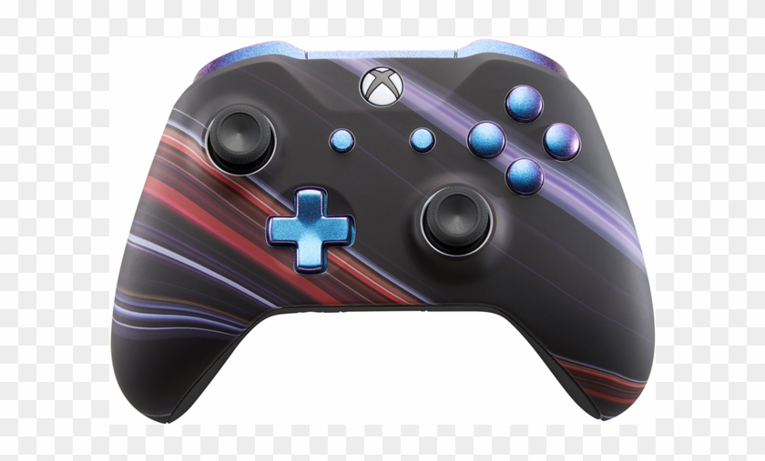 600 X 600 5 - Xbox One Controller Blue Storm Clipart #218756