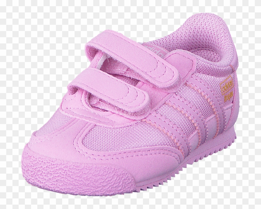 Adidas Originals Dragon Og Cf I Frost Pink F14/frost - Sneakers Clipart #2100012