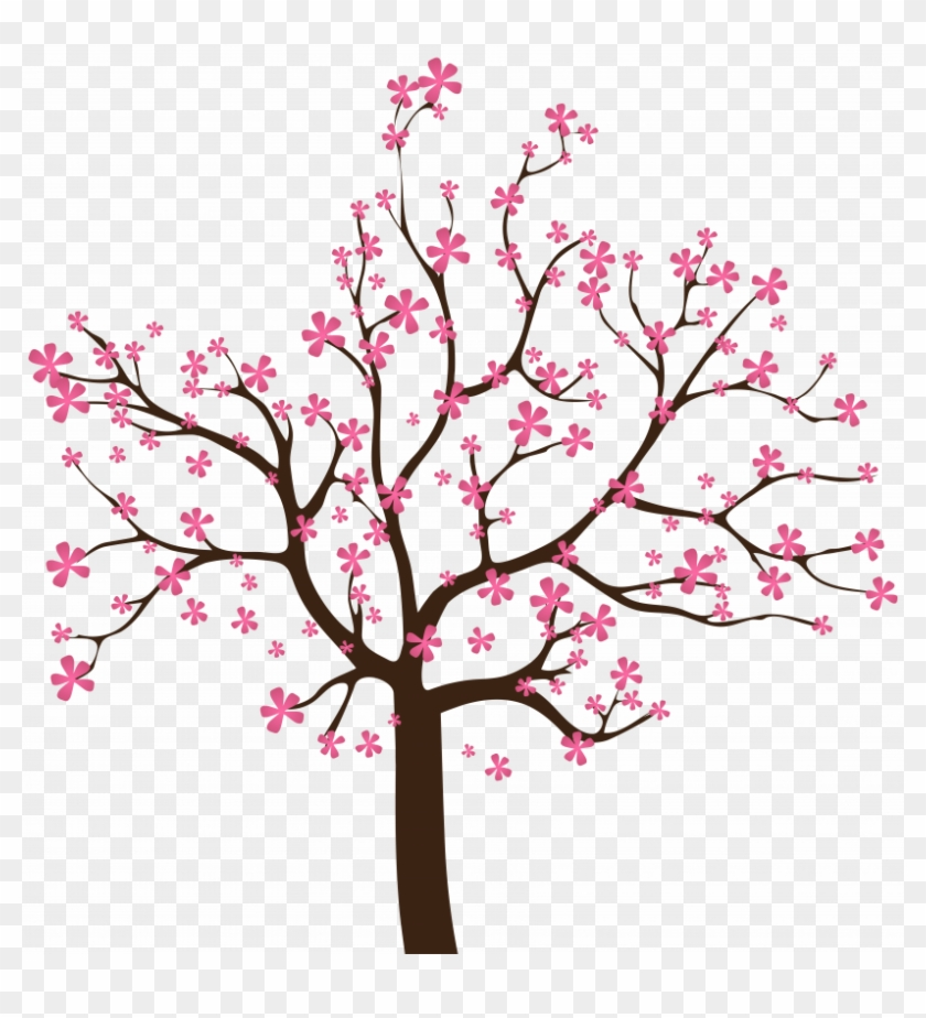 Spring Tree Clipart Png Transparent Png #2100086