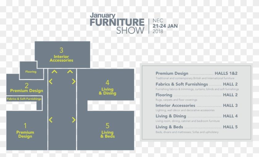 Floor January Furniture Show Floor Plan Clipart 2108010 Pikpng