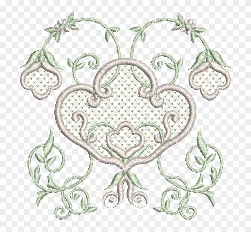 07 Flowers Design Free Embroidery Designs Clipart 2108079