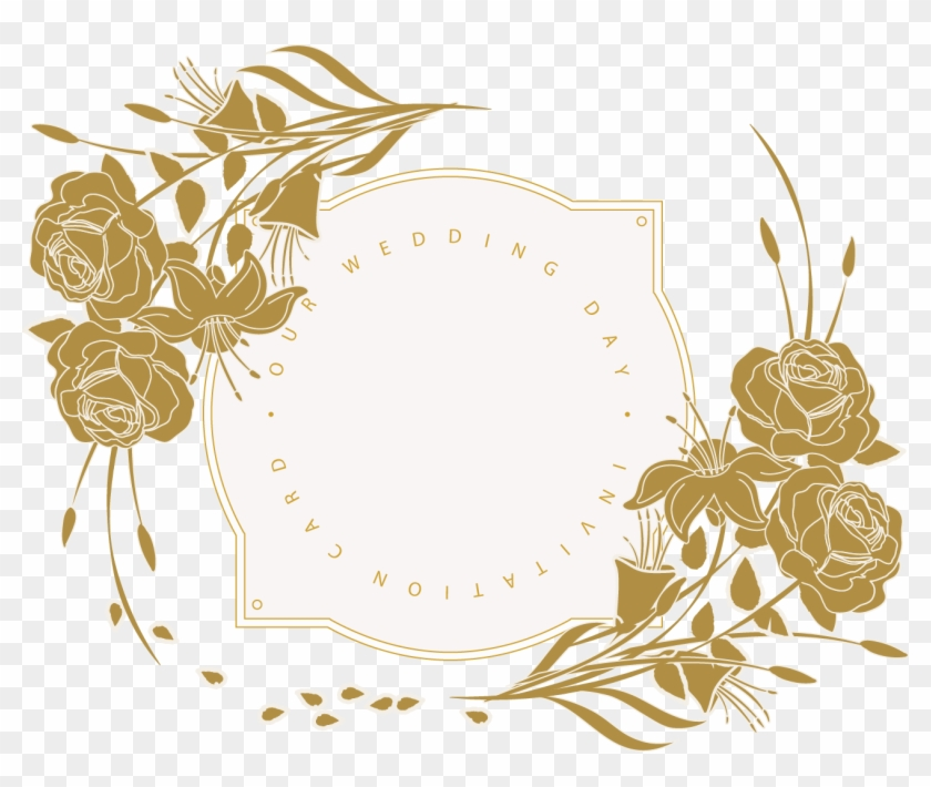 Engagement Clipart Wedding Flower Marriage Card Flowers Design Png Transparent Png 2112888 Pikpng,Beautiful Master Bedroom Designs For Girls