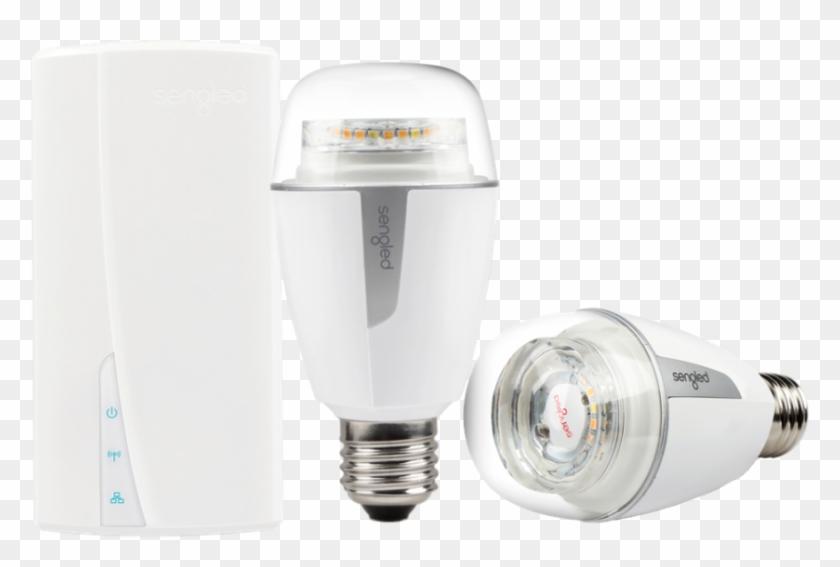 Sengled Element Led Bulbs - Incandescent Light Bulb Clipart #2112918