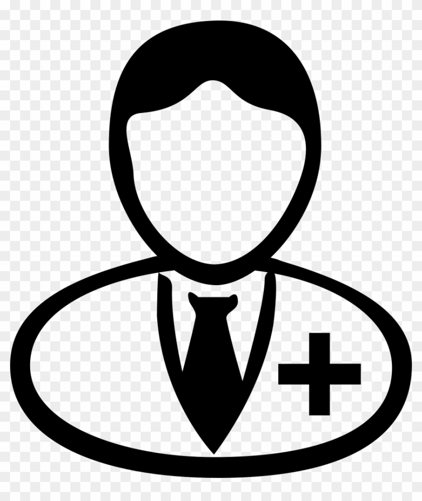 Doctor Symbol 3d Png Download - Icon Png Doctor Icon Clipart #2114098