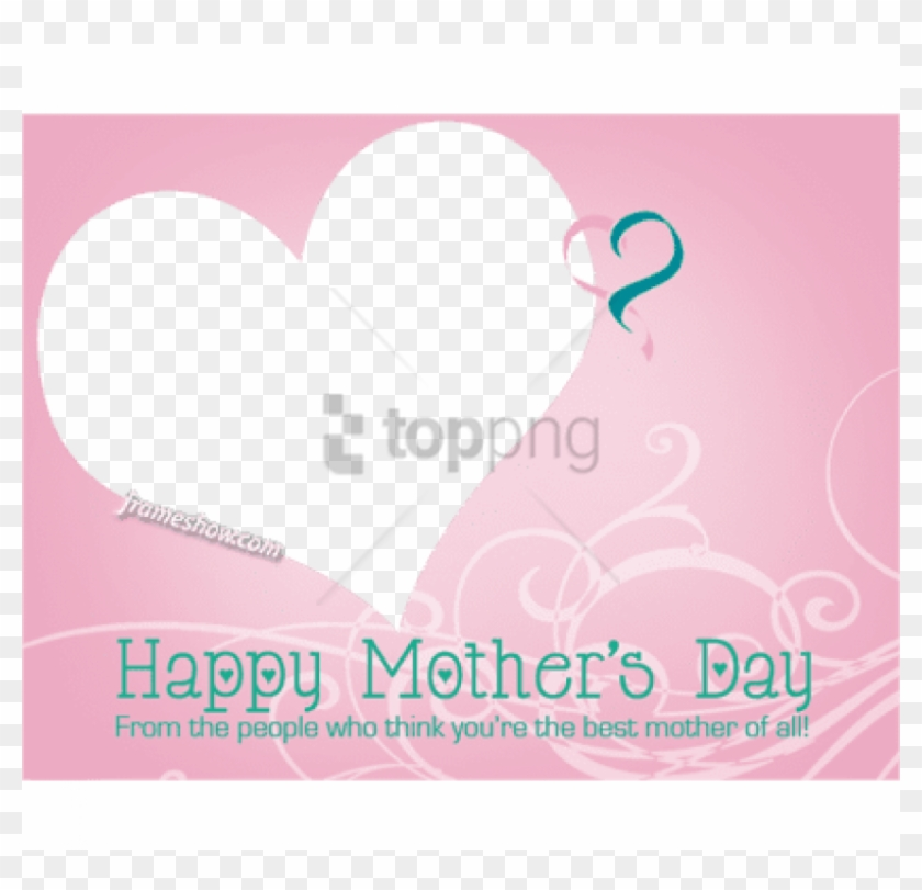 Free Png A - Happy Mothers Day Insert Clipart #2121710