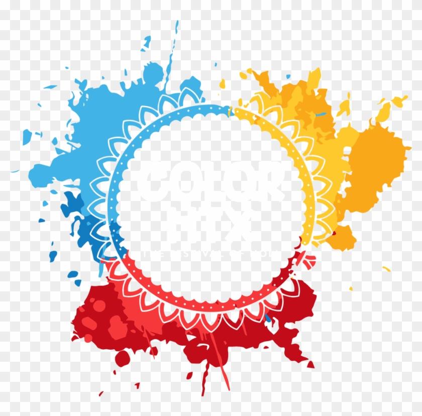 Color Htx Logo Color Htx Logo Color Htx Logo - Udaipur Holi Fest 2019 Clipart #2126925