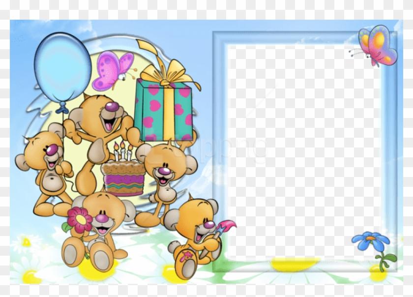 Free Png Best Stock Photos Birthday Kids Transparent - Happy Birthday Frames Boy Clipart #2128745