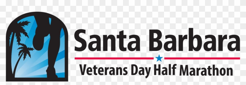 2016 Santa Barbara Veterans Day Half Marathon - Santa Barbara Veterans Day Half Marathon Clipart #2136767