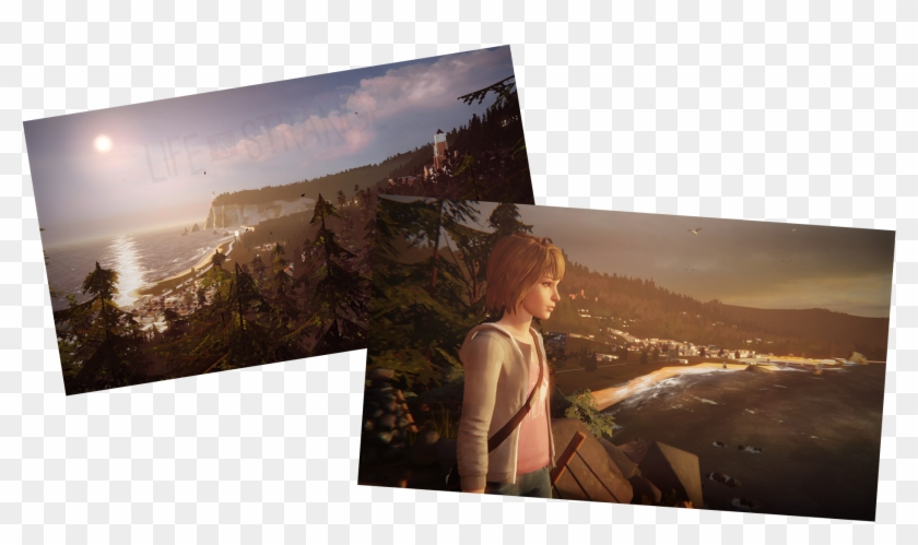 Life Is Strange Png - Painting Clipart #2137036