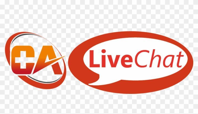 Live Chat Png Transparent Image - Circle Clipart #2144123