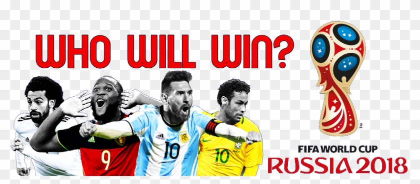 Who Will Win Fifa World Cup 2018 Team Png - Russia Vs Croatia World Cup Clipart #2147761