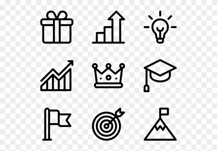 Success - Web Design Line Icon Clipart #2147891