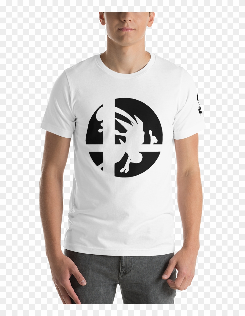 Greninja Short Sleeve Unisex T Shirt - Funny Men Shirt Clipart #2175938
