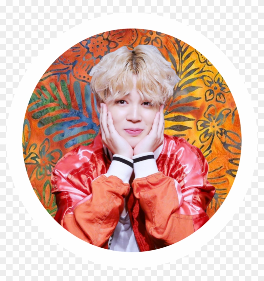 217 2176417 bts park jimin circle icon bts picture in