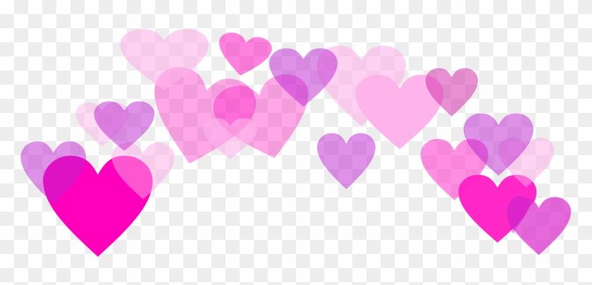 Mean Girls, Karen Smith, Meme Template, Monster Prom, - Pink Heart Crown Png Clipart #2188111