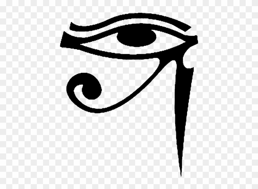 Eye Of Ra Png Oeil D Oudjat Clipart 2188952 Pikpng