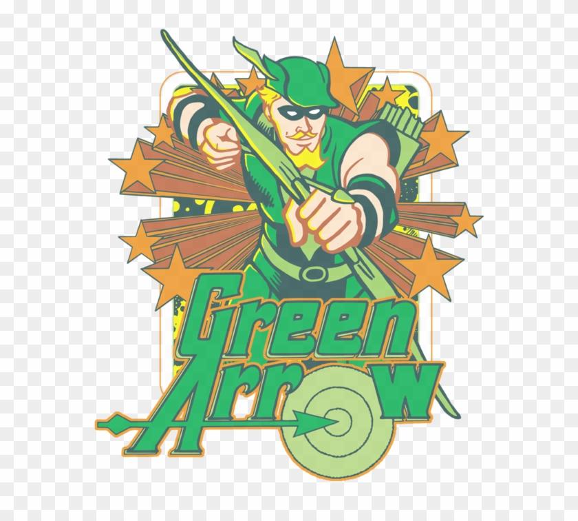 Green Arrow Clipart #2189577