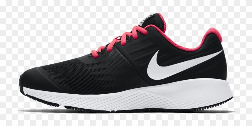 Nike Star Runner Big Kids' Running Shoe Size - Nike 907254 001 Clipart #2191962