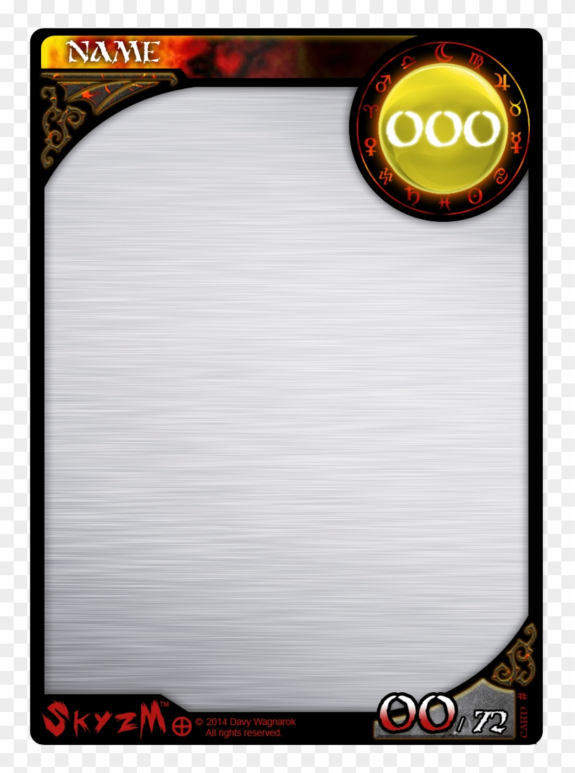 21 Uno Cards Template Png For Free On Mbtskoudsalg - Trading Card Pertaining To Free Trading Card Template Download