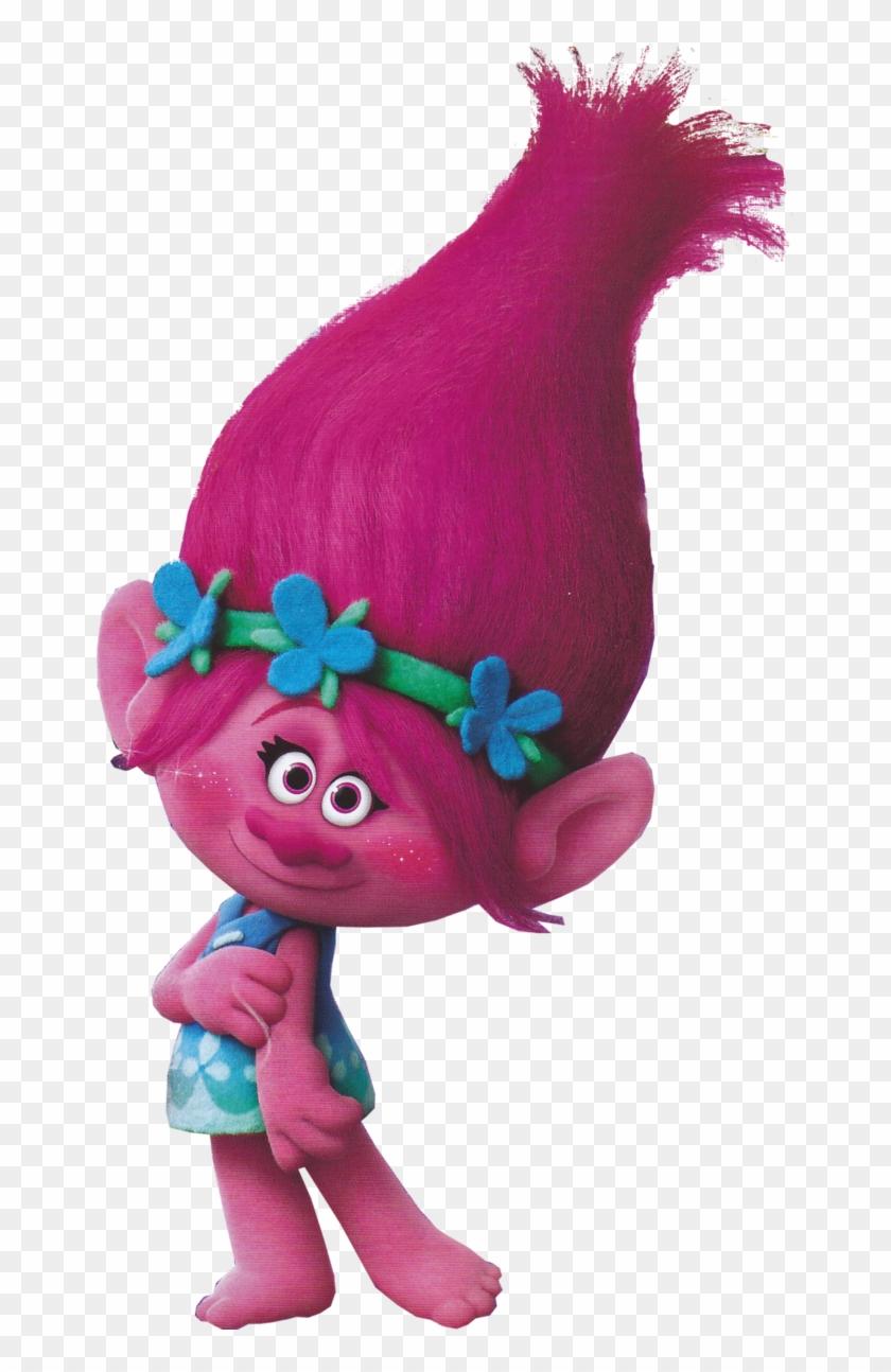 Trolls Poppy Images Png Poppy Trolls By Yourprincessofstory - Trolls Princess Poppy Png Clipart #220923