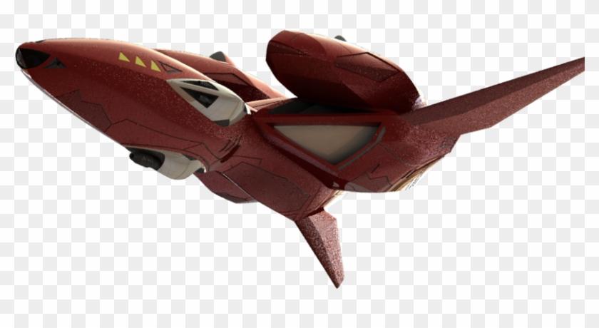 Macross Plus 1/60 Ghost X-9 Uav Fighter Jet - Vx 9 Ghost Macross Clipart #221329
