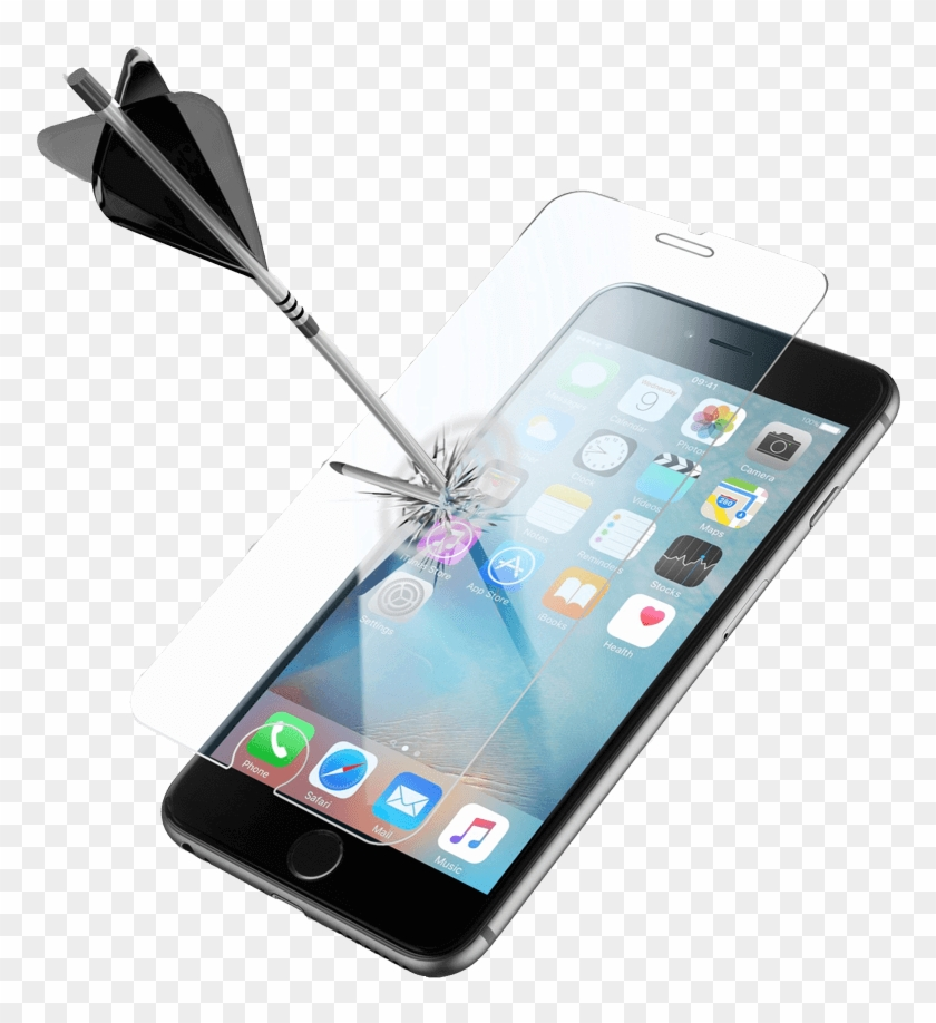 Easier To Clean - Phone Screen Protector Png Clipart #221403