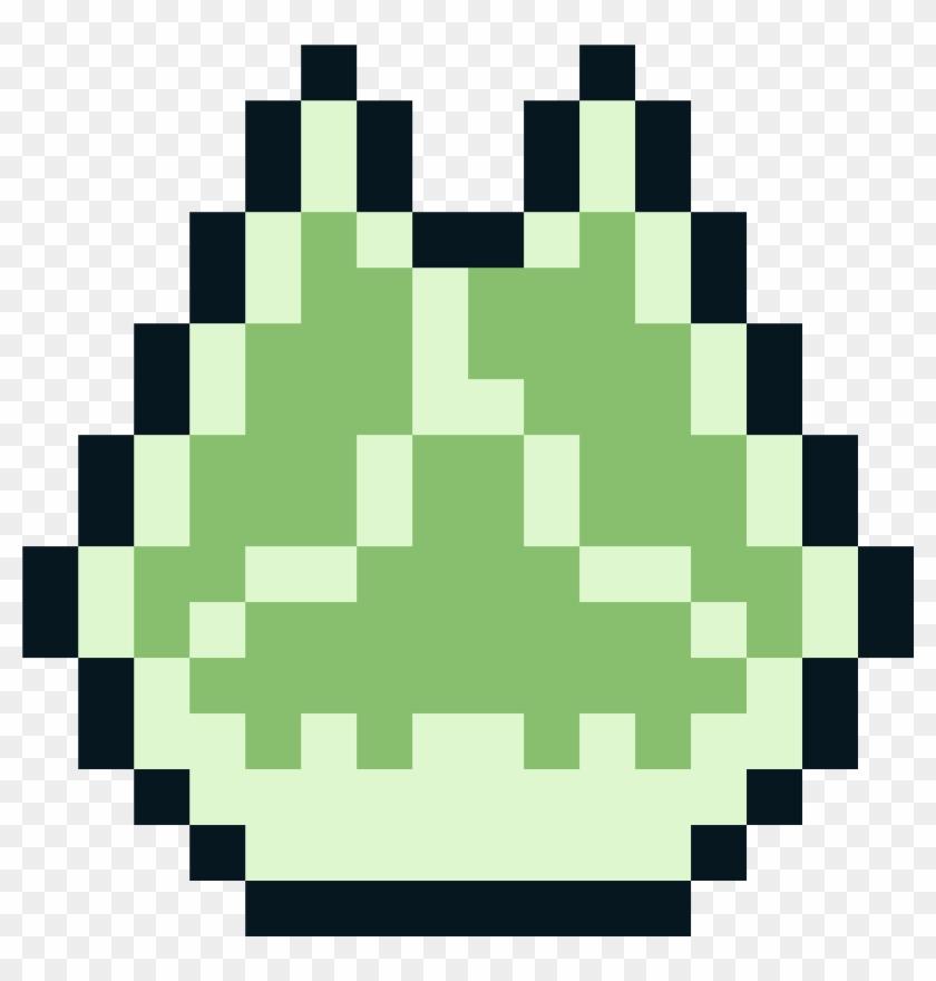 Icicle Badge - Smiley Emoji Pixel Art Clipart #224111