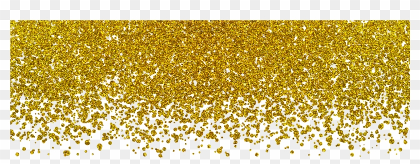 Gold Transparent Background Pictures To Pin On Pinterest - Rose Gold Glitter Png Clipart #227017