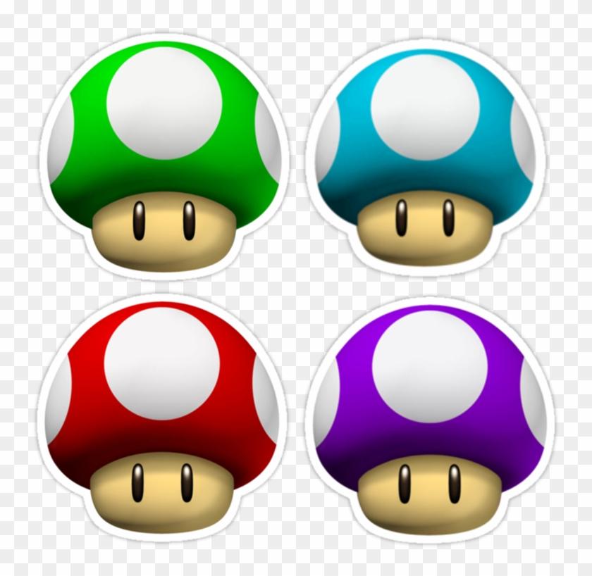 Super Mario Mushroom Clipart 228037 Pikpng