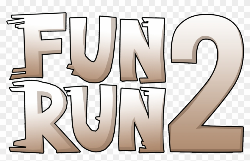 Fun Run 2 Now Available On Windows Phone - Fun Run 2 Logo Clipart #229486