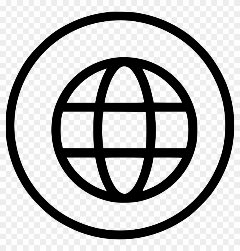 World Wide Web Icon Png - Social Media Platform Icon Clipart #2201094