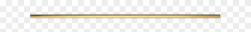 Decorative Line Gold Clipart Png - Hysterometer Disposable 14ch Transparent Png #2203321