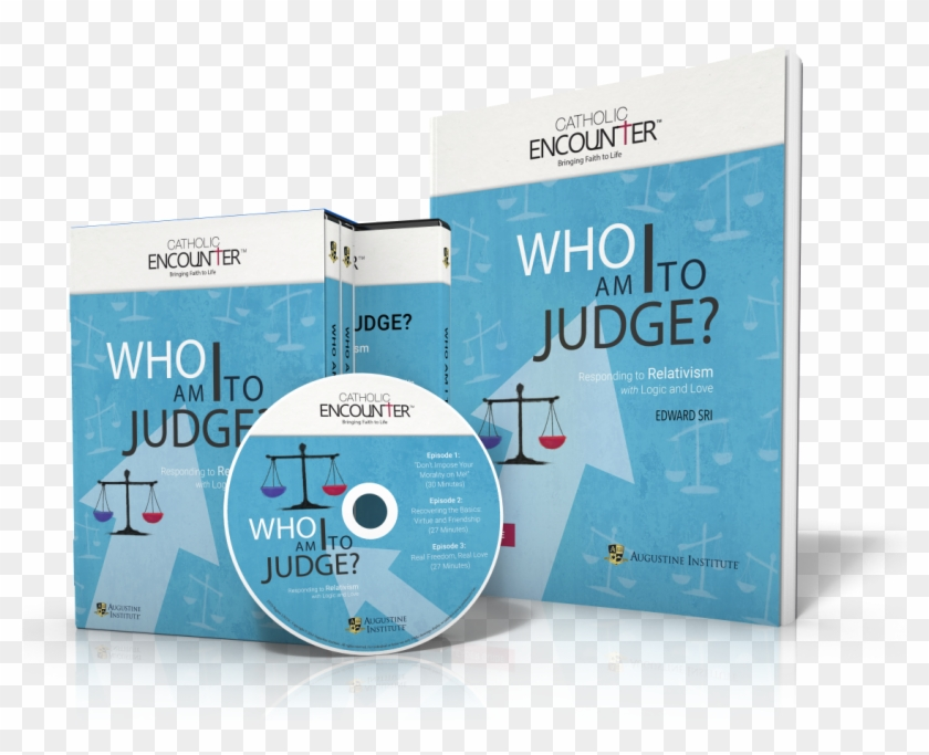 Order By April 15 To Get 15% Off For Lent - Am I To Judge By Dr Edward Sri Clipart #2209662