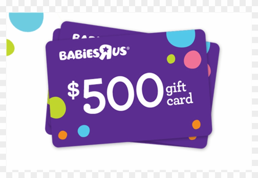 Hurry Free Toys R Us Gift Card Up To $500 Go Now - Babies R Us Coupons Clipart #2210341