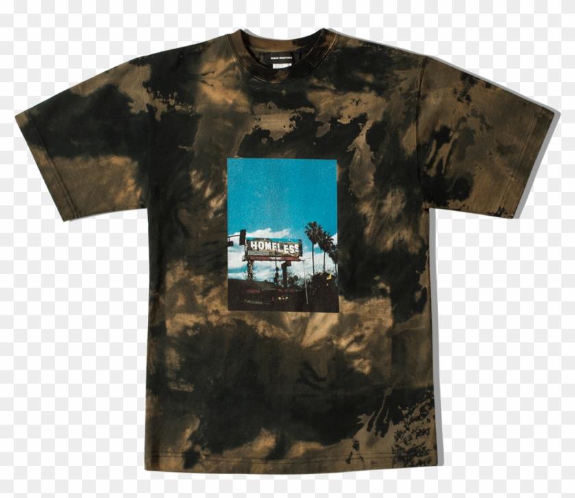 T Shirt Homeless Hr Tee Home - Active Shirt Clipart #2212797