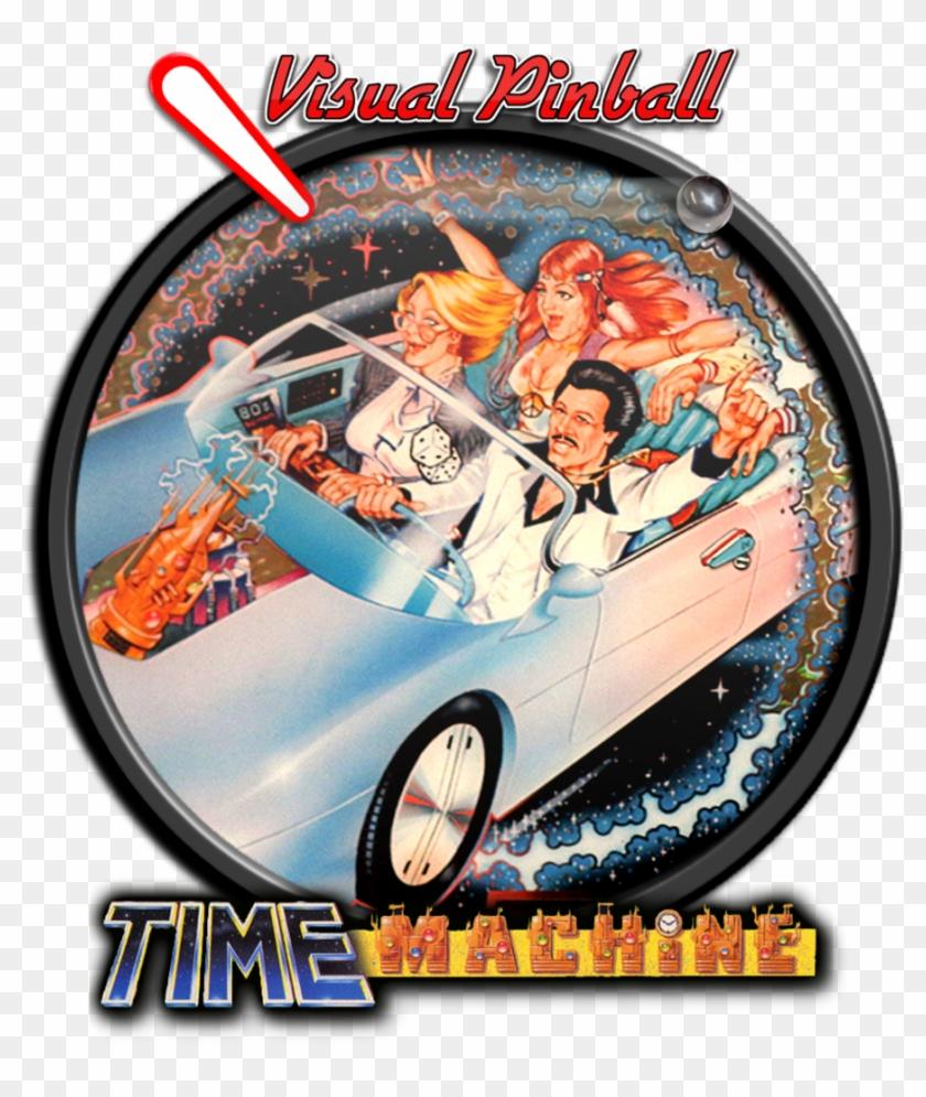 Time Machine - Data East Time Machine Clipart #2212801