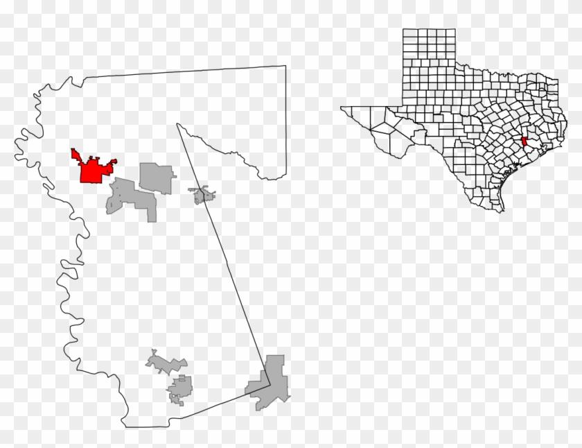 Prairie View Texas Map , Png Download - Prairie View Texas Map Clipart #2212938