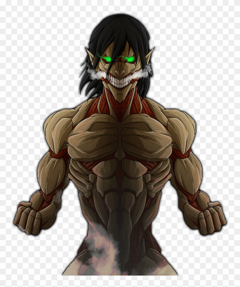 """Attack On Titan Eren Armored Titan Png Download À¹""""ท À¸— À¸™ À¹€à¸ À¹€à¸¥à¸™ À¹€à¸à¸£à¸²à¸° Clipart 2213342 Pikpng"""