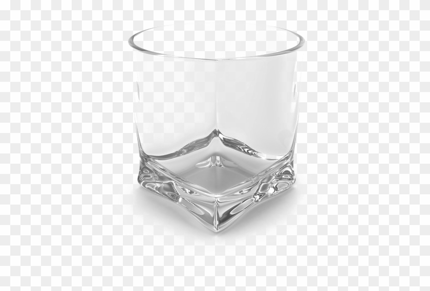 Empty Glass Download Transparent Png Image - Old Fashioned Glass Clipart #2218681