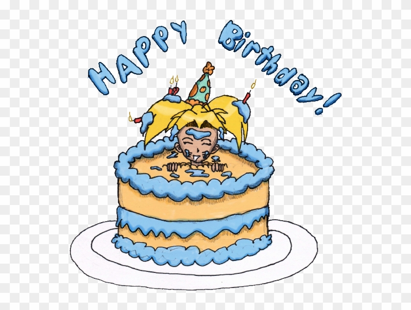 Swell May Clipart Birthday Cake Naruto Birthday Png Transparent Png Funny Birthday Cards Online Inifodamsfinfo