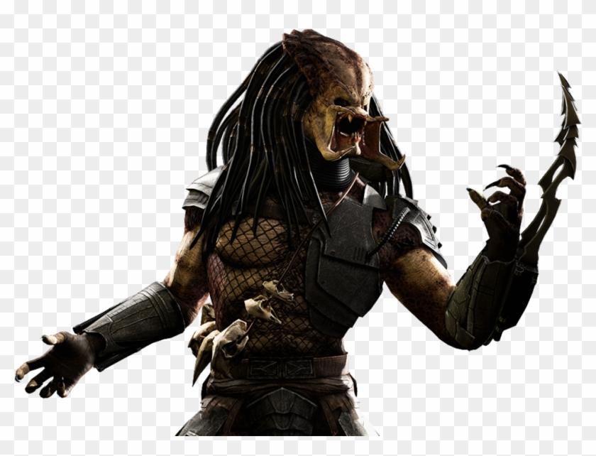 Mortal Kombat X Predator Sound Mod For Avp Predator From
