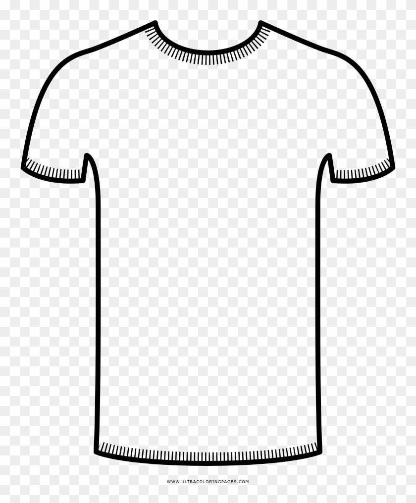 1000 X 1000 4 0 - T Shirt Coloring Page Clipart #2238960