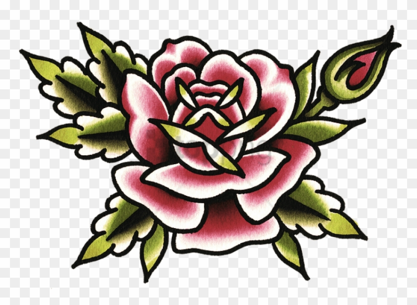 Flower Tattoo Design Png