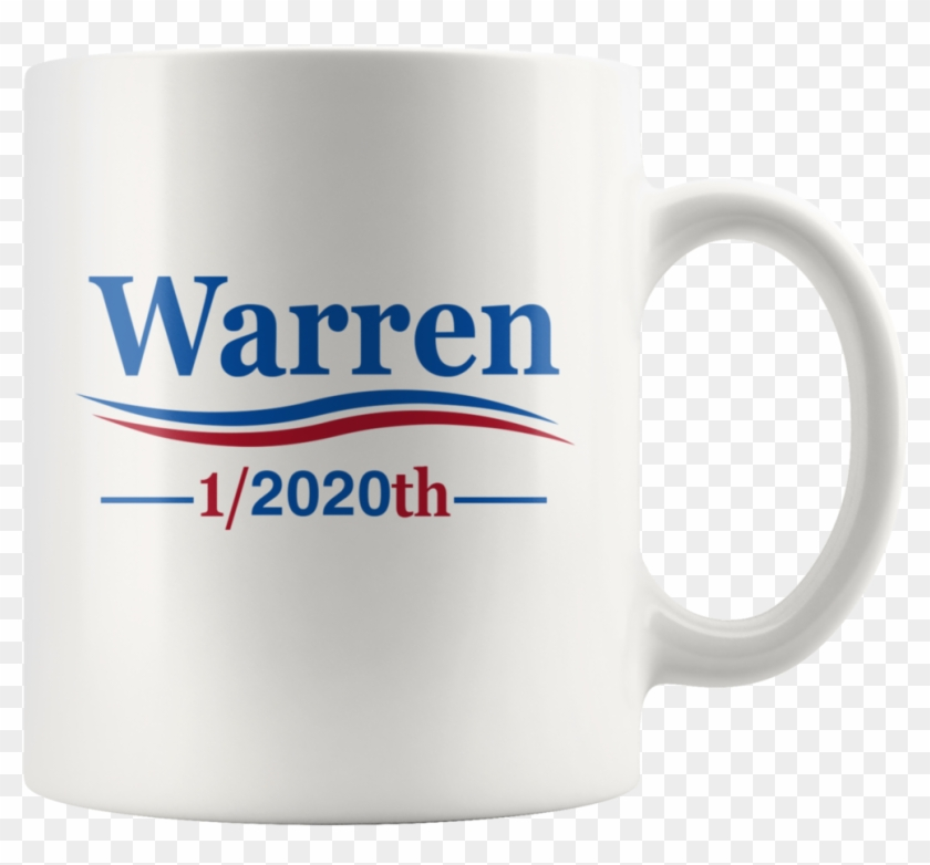 Pocahontas 2020 Elizabeth Warren For President 1/2020 - Beer Stein Clipart #2243383