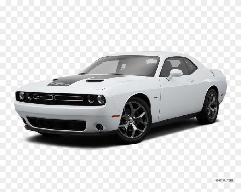 Dodge Clipart Muscle Car - Dodge Challenger 2019 White - Png Download #2246895