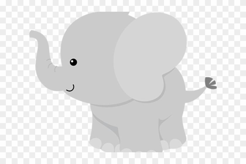 Elephant Clipart Baby Shower Bebe Elefante Tierno Animado Png