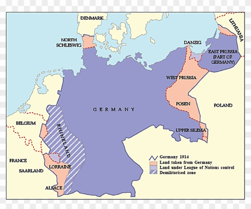 Map Of 1st World War Germany And Austria Versus England Birth Of The Weimar Republic Clipart 2251638 Pikpng